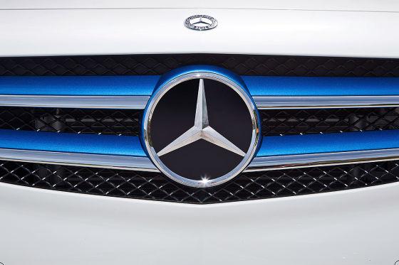 Mercedes Benz B-Klasse Electric Drive