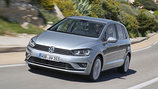 neuer familienfreund: wie gut ist der vw golf sportsvan? - autobild.de