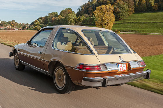 AMC Pacer Limited