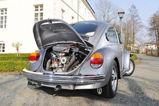 VW 1200 Jubiläums-Käfer