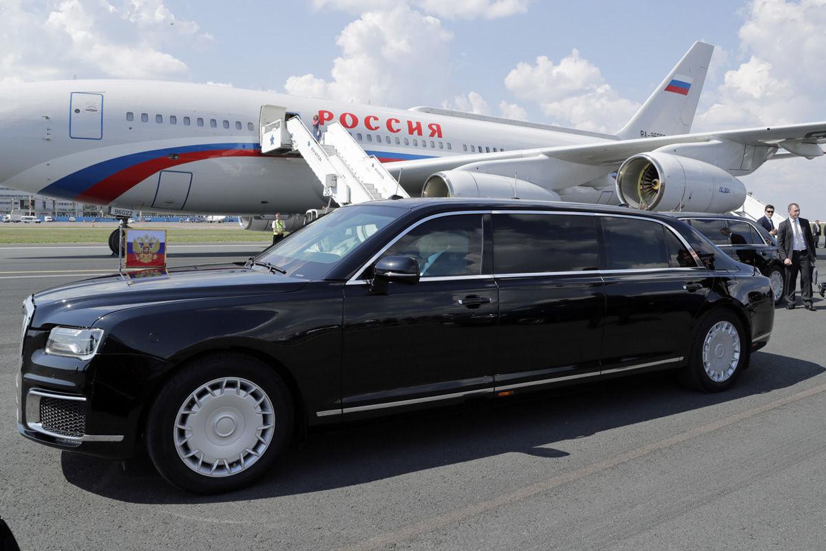 Putins neue Staatskarosse