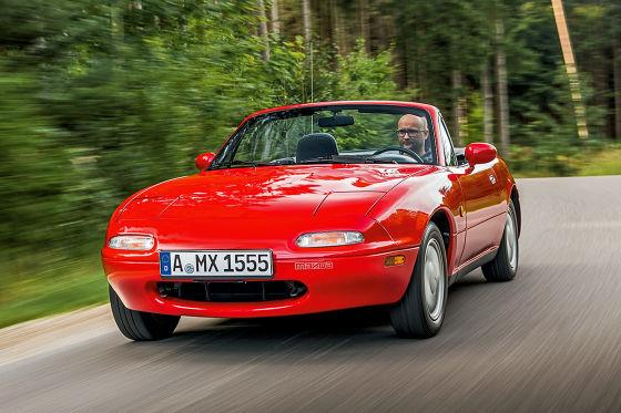 Mazda MX-5 - 100 Jahre Mazda