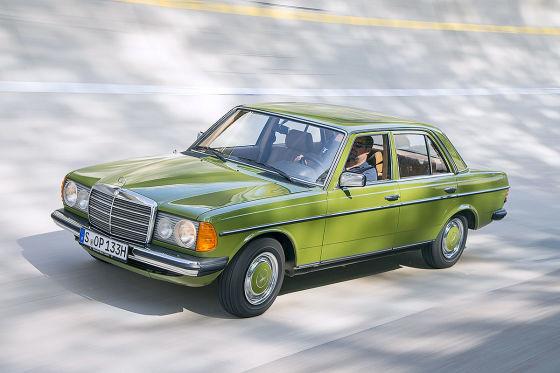 Mercedes 240 D (W 123)