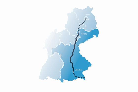 A9 wird zur Stromer-Strecke