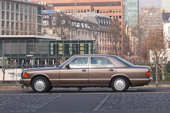 Mercedes 420 SE (W 126)