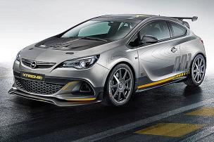 Opel Astra OPC Extreme: AMI Leipzig 2014