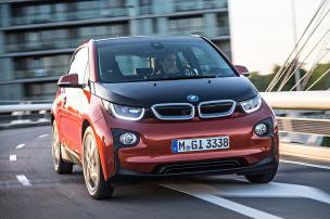 BMW-Stromer zum Mieten
