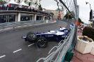 Formel 1: Monaco-Unfälle