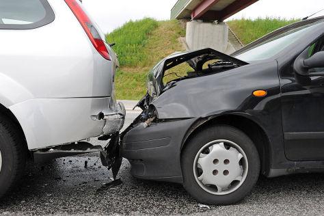 Zwei Jahre fürs Autounfall-Provozieren
