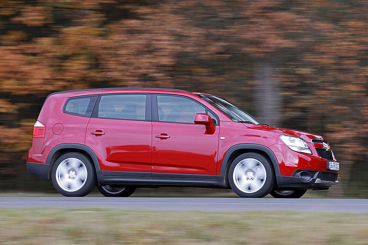 Chevrolet Orlando LT + 2.0 TD