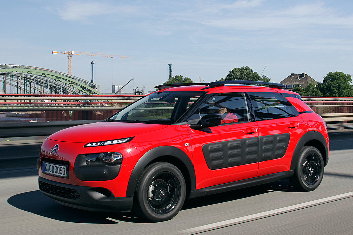 Citroen C4 Cactus Pure Tech 110 Feel