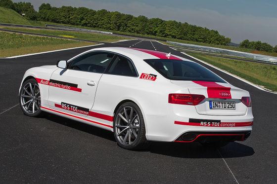 Audi sagt Tschüss zum Turboloch