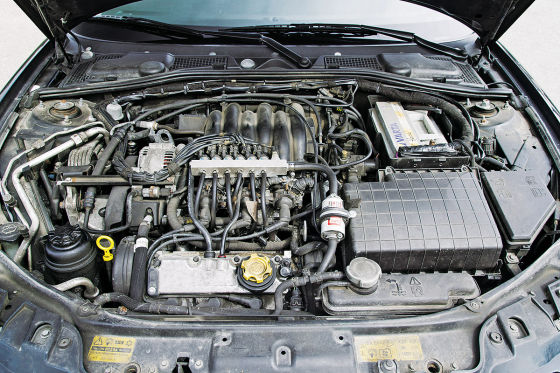 Rover 75, Motor