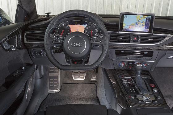 Audi RS 7: Fahrbericht
