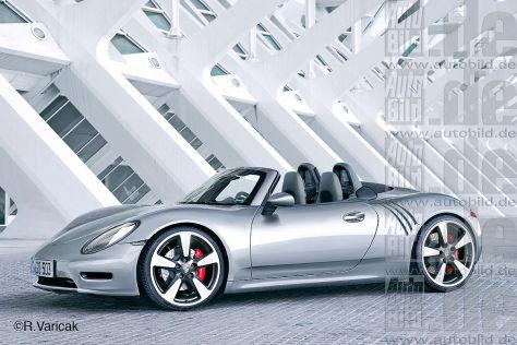 Neuauflage Der Porsche 718 Kehrt Zur 252 Ck Autobild De