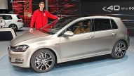 VW Golf VII Edition: Sitzprobe/AMI 2014