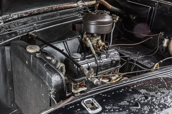 Borgward Hansa 1500 Cabriolet