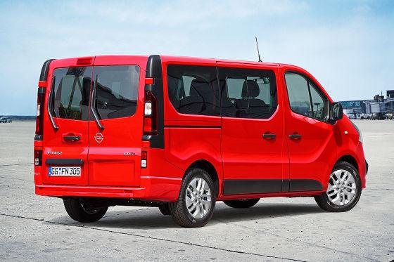 Opel Vivaro Combi: Preise - autobild.de