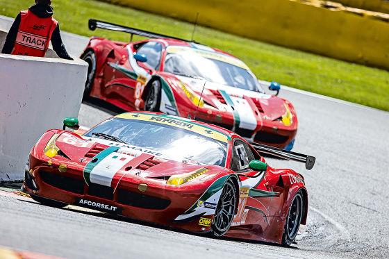 Le Mans GTE AM