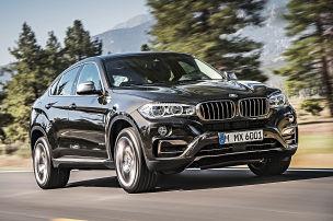 So kommt der neue BMW X6