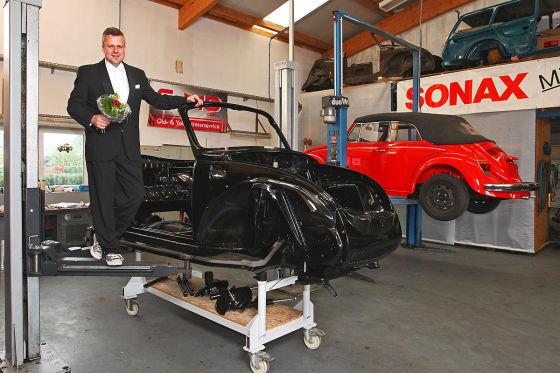 VW Käfer Andreas May