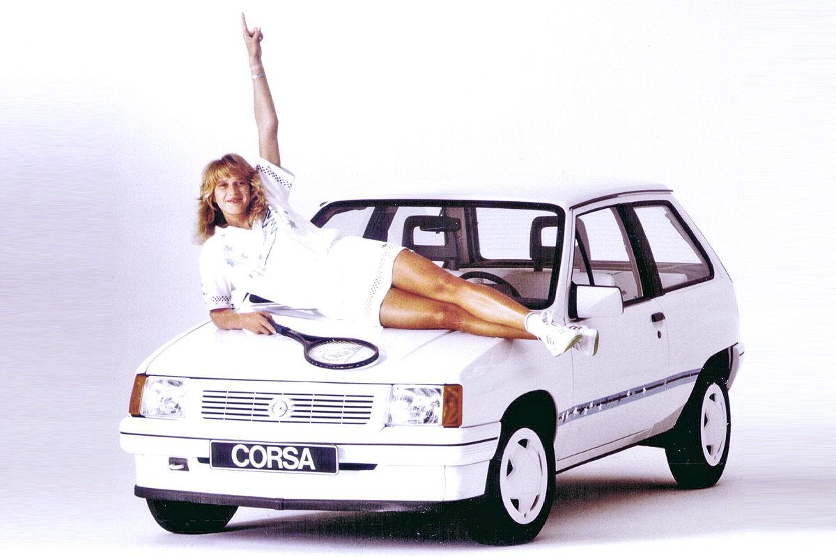 Opel Corsa A Steffi Spezial