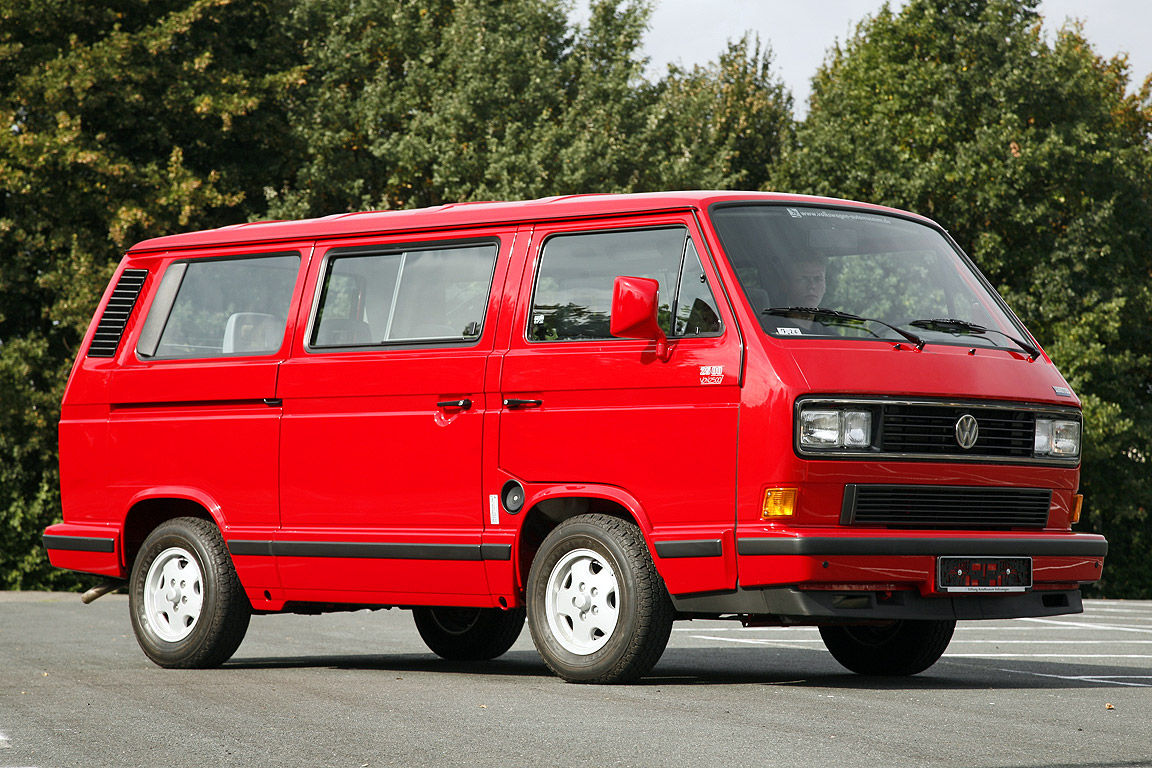 Volkswagen Bus T3 Limited Last Edition