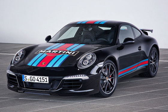 porsche 911 carrera s martini racing edition 911er im. Black Bedroom Furniture Sets. Home Design Ideas
