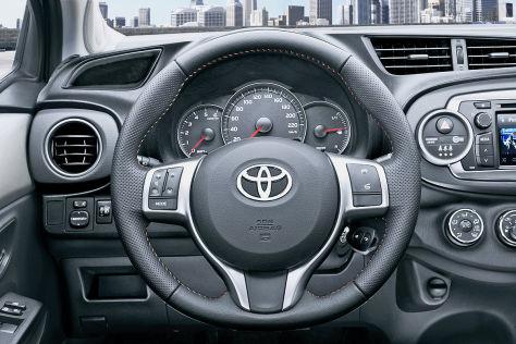 Toyota: Rückruf wegen defekten Airbags