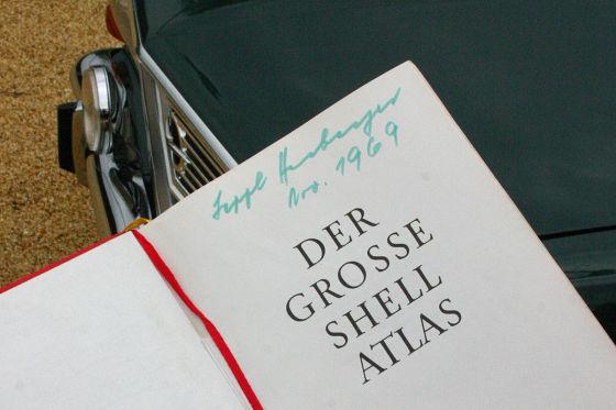Shell Atlas Sepp Herberger