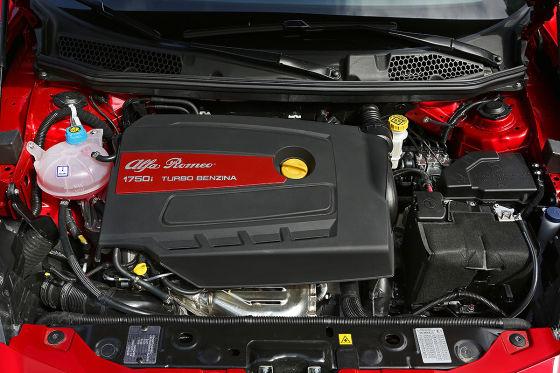 Alfa Romeo Giulietta QV Motor