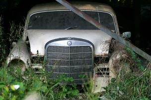 Autos so alt wie nie