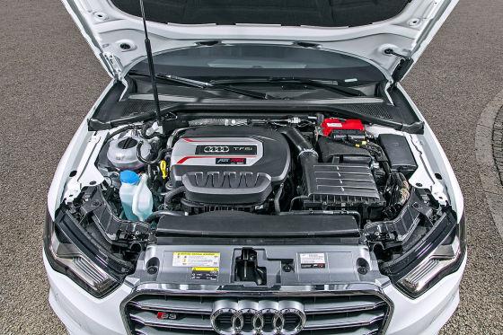 Abt S3 Limousine TFSI-Motor