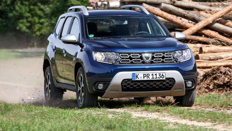 Dacia Duster: Kaufberatung