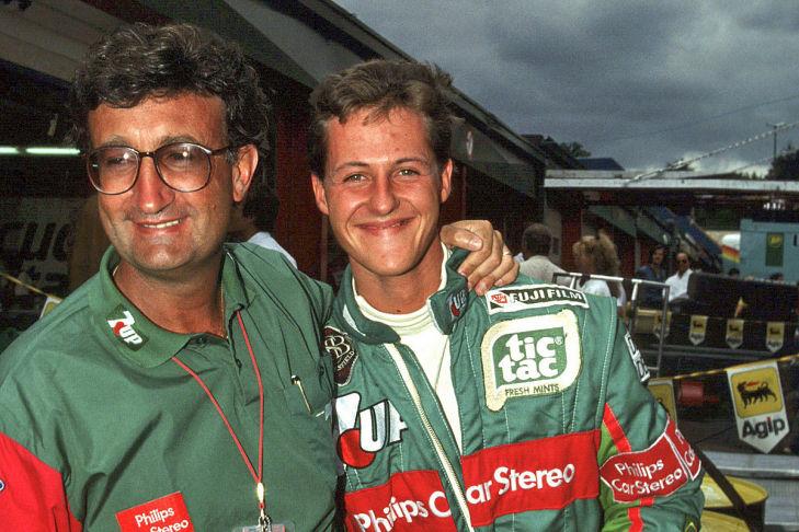 Chronik: Michael Schumacher 1991 - 2012
