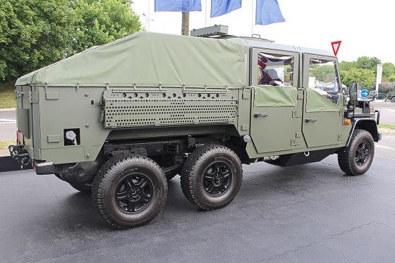 G-Klasse 6x6