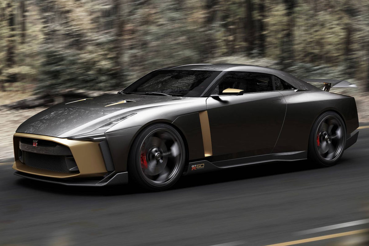 2020 Nissan Gt R Review