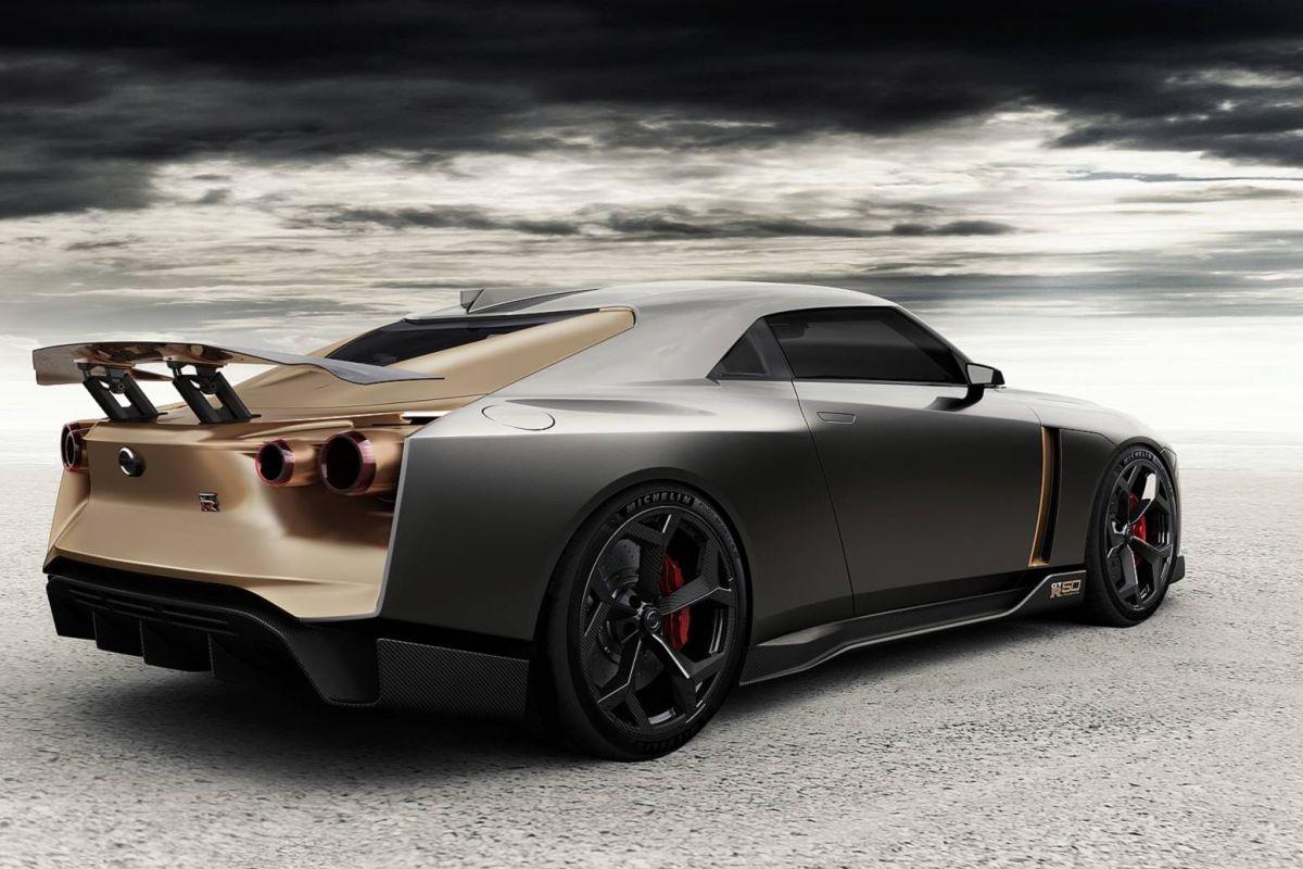 Nissan GT-R R36 (2020): neue Infos - Bilder - autobild.de