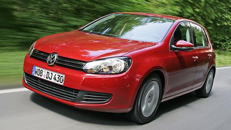 VW-Werkstatt-Test von AUTO BILD und DEKRA
