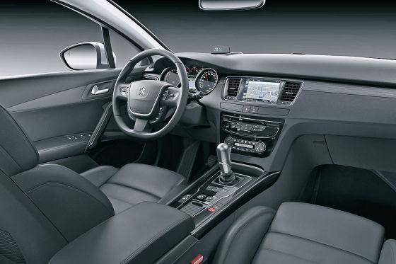Peugeot frischt den 508 auf
