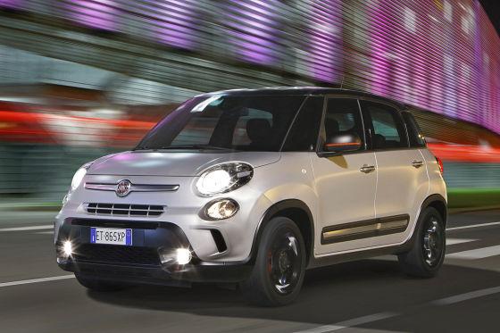 Fiat 500 L Beats Edition