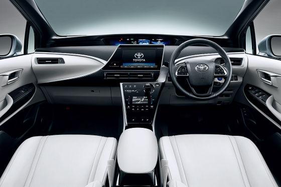 Toyota Mirai Inneraum