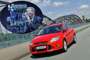 Motoren-Hattrick von Ford