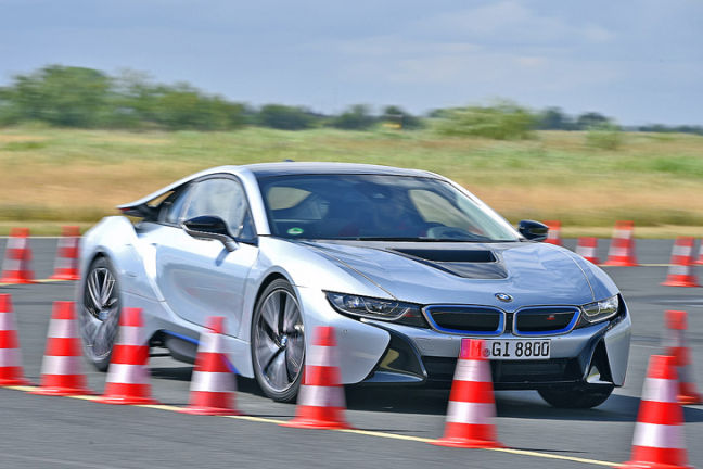 Video: BMW i8 im Test