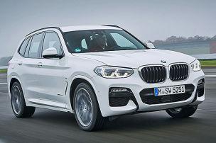 BMW X3 G01: Test