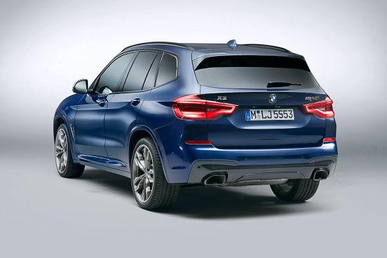 BMW X3  !! Sperrfrist 26. Juni 2017 16:00 Uhr !!