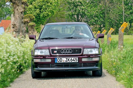 Audi Coupé S2
