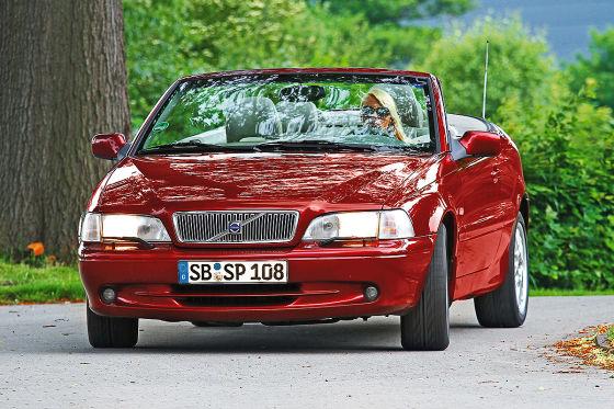 Volvo Cabriolet C70