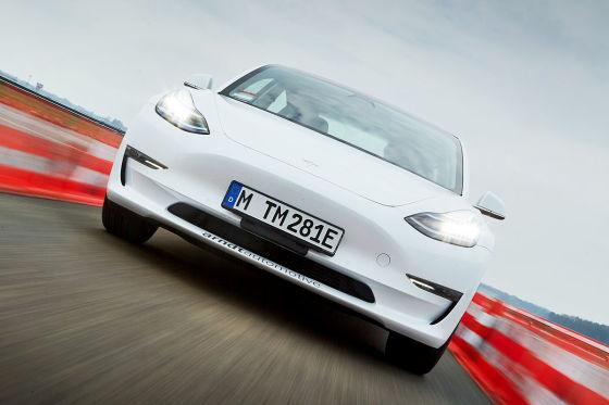 Alles zum Tesla Model 3