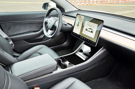 tesla model 3 2018 test preis technische daten. Black Bedroom Furniture Sets. Home Design Ideas